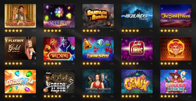 25 Games Like Stars Casino Slots | Best Alternatives (2021) Online